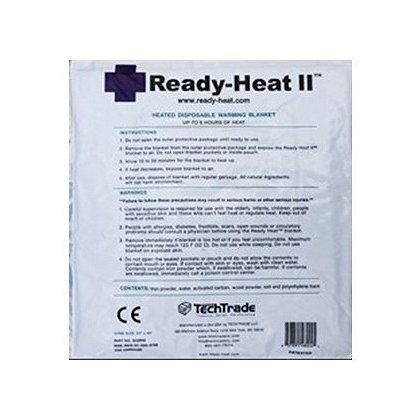 TechTrade: Ready Heat II Self Warming Blanket
