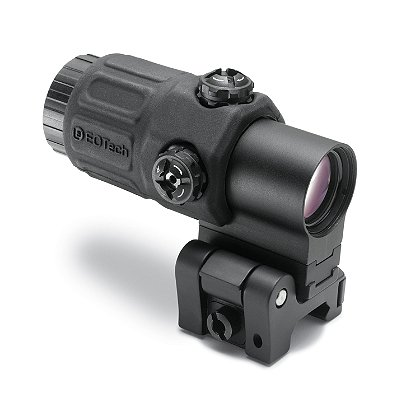 EOTech: G33 Magnifier with Quick Switch to Side Mount