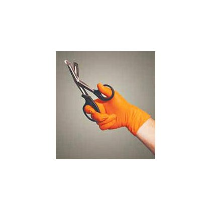 Insource: Microflex Blaze Nitrile Gloves