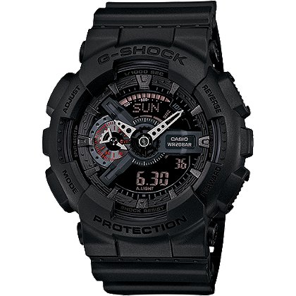 Casio: G-Shock Military Series Watch, X-large case