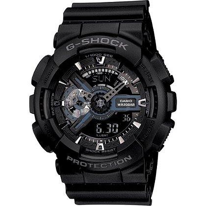 Casio: XL Analog/Digital G-Shock Watch
