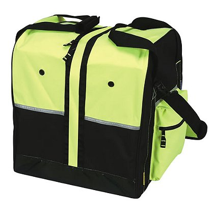2W International High Visibility Step-In Turnout Gear Bag