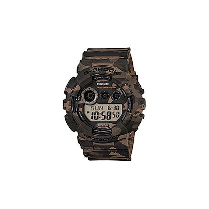 Casio: XL Digital G-Shock Watch with Flash Alert