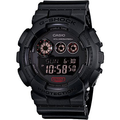 Casio G-Shock Military Series Auto LED Watch