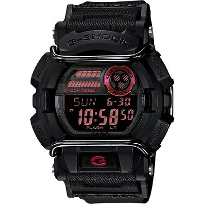 Casio: Active Sport Stealth Watch with Flash Alert