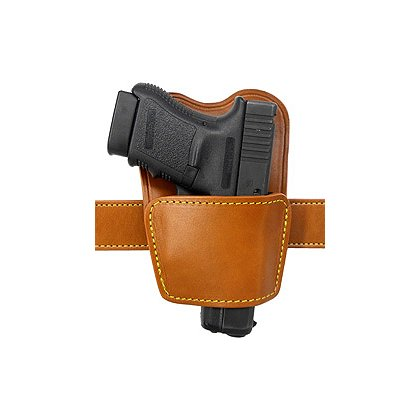 Gould & Goodrich: Concealment, Ambidextrous Holster w/Removable Body Shield