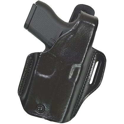 Gould & Goodrich Low Profile Belt Holster for Glock 43 w/TLR-6