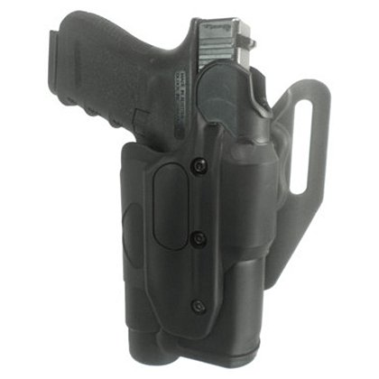 Gould & Goodrich: X-Calibur Light Bearing Double Retention Holster