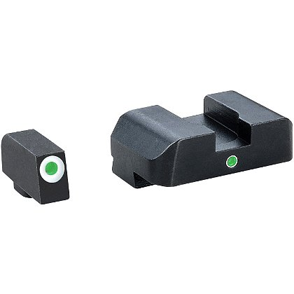 AmeriGlo: i-Dot Night Sights for Glock Pistols