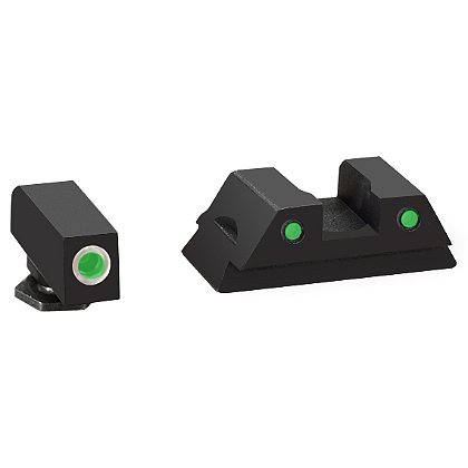 AmeriGlo Operator Night Sights for Glock 42