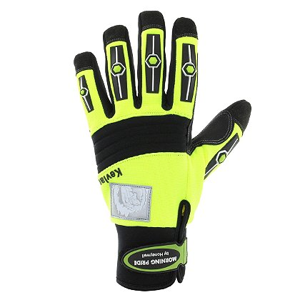 Morning Pride: Hi-Visibility Utility Glove
