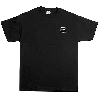 GLOCK Perfection T Shirt, Black