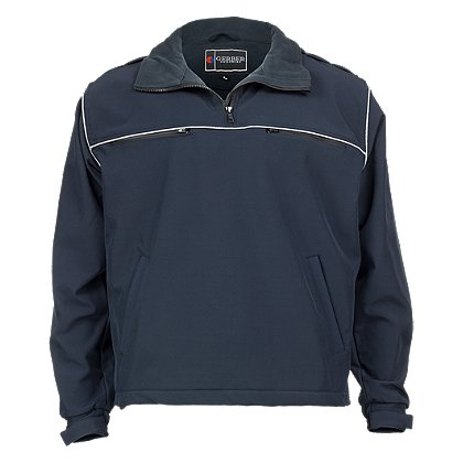 Gerber Outerwear: SX Soft Shell Quarter Zip Job Shirt