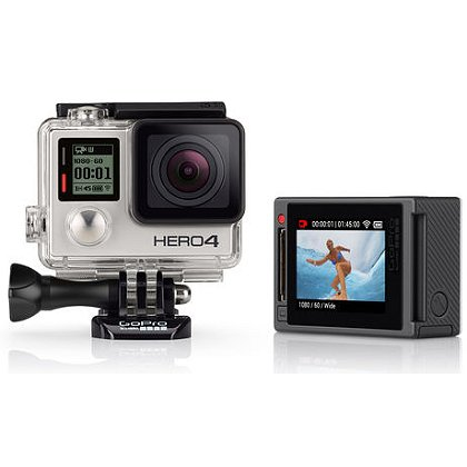 GoPro: HERO4 Silver
