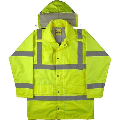 Game Sportswear Rain Jacket