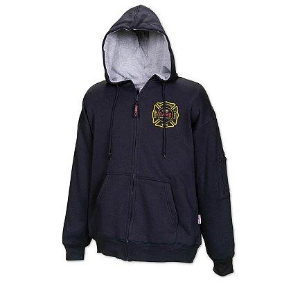 Game Sportswear 8010 Waffle Lined Hoodie