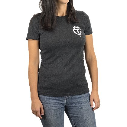 Gideon Tactical: Ladies' Tri-blend Tee