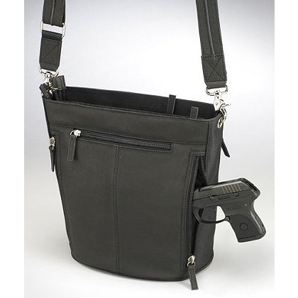 GTM Concealed Carry Bucket Tote
