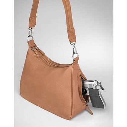 GTM: Concealed Carry Hobo Handbag