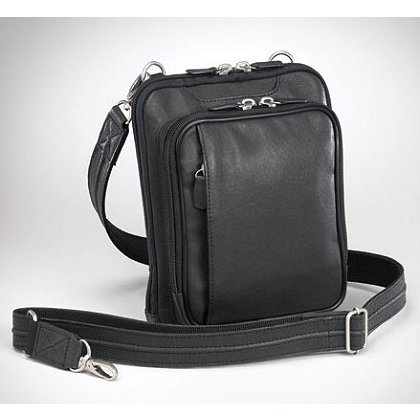 GTM: Concealed Carry Raven Cross Body Bag