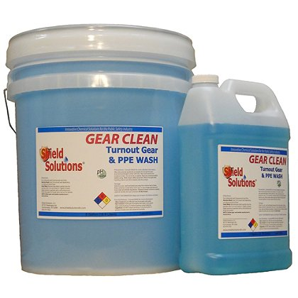 Shield Solutions: GEAR CLEAN Turnout Gear and PPE Wash