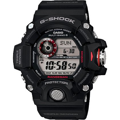 Casio Rangeman Solar G-Shock Watch