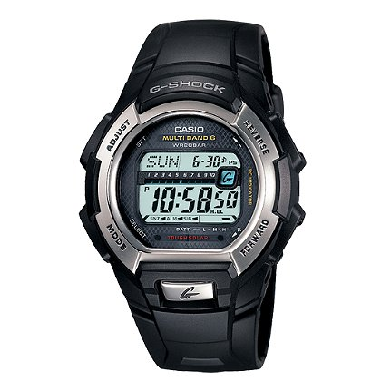 Casio G-Shock Digital Solar Atomic Watch