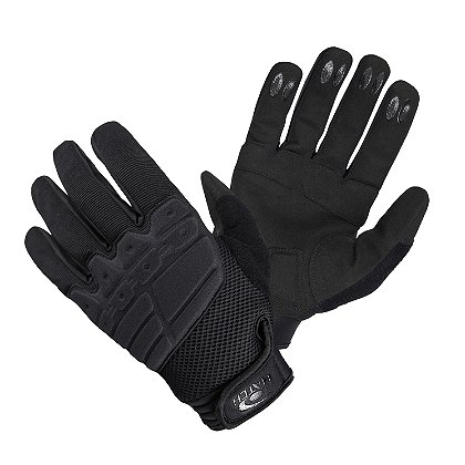 Hatch: Special Unit Bike Patrol Glove, Black
