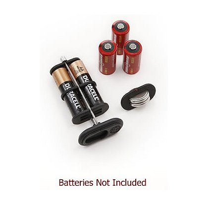 Hogue: AR/M16 Grip Storage Kit, Black
