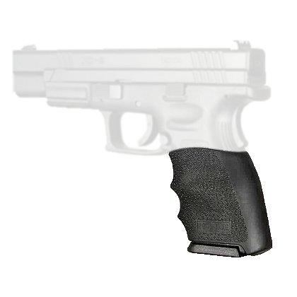 Hogue: Handall Hybrid Grip Sleeve Total XD, Springfield XD9 9mm, 40 S&W, 357 Sig