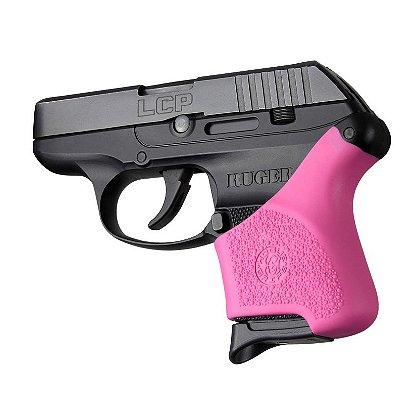 Hogue: Handall Hybrid Grip Sleeve Total  Ruger LCP .380