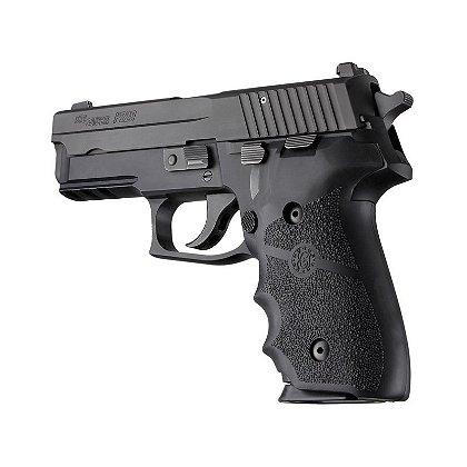 Hogue: SIG SAUER P228 Rubber w/Finger Grooves