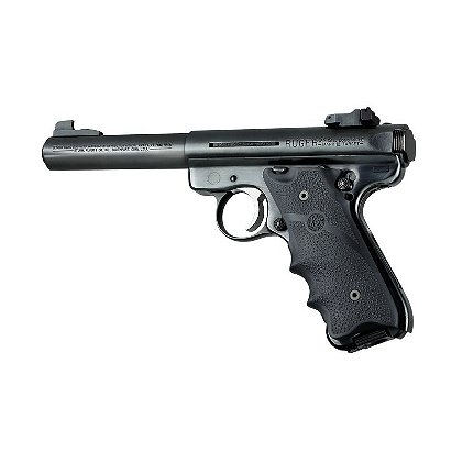 Hogue: Ruger MK II Rubber grip with Finger Grooves