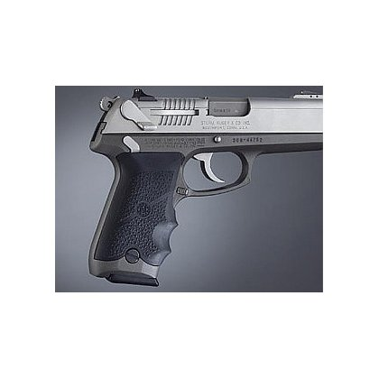 Hogue: Ruger P93 and P94 Rubber Grip with Finger Grooves