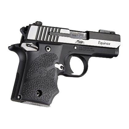 Hogue: Rubber Handgun Grip fits Sig Sauer P938