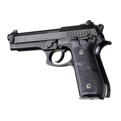 Hogue Rubber OverMolded Handgun Grip fits Taurus PT-99, PT92, PT-100 and PT-101