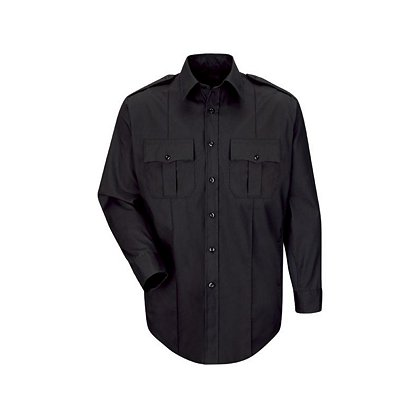 Horace Small: New Dimension Long Sleeve Poly/Cotton Shirt