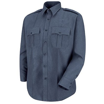 Horace Small: Women's Sentry Long Sleeve Shirt, Zipper Front