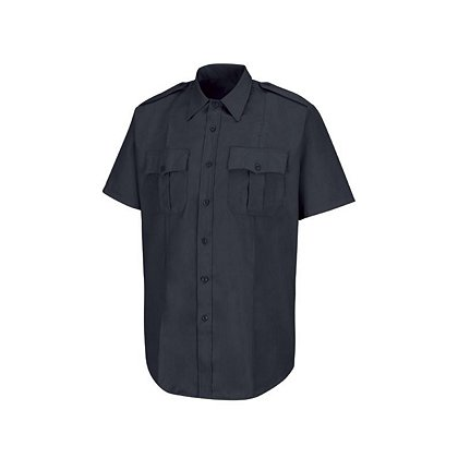 Horace Small: New Dimension Short Sleeve Poly/Cotton Shirt
