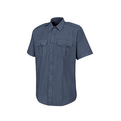 Horace Small Sentry Plus Short Sleeve Shirt w/ Zipper Front