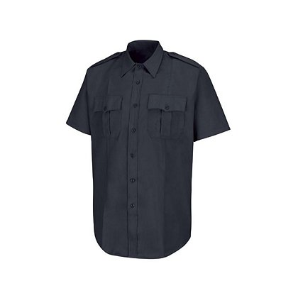 Horace Small: Women's New Dimension Short Sleeve Poly/Cotton Shirt