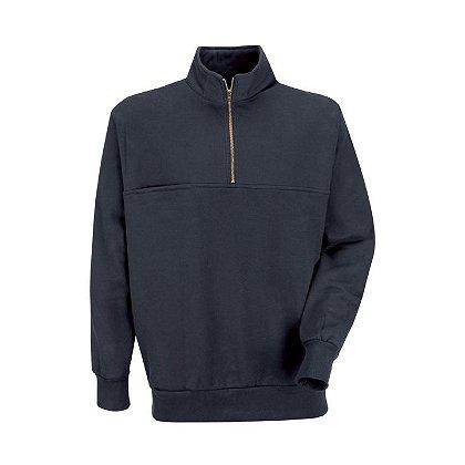 Horace Small Quarter-Zip Job Shirt