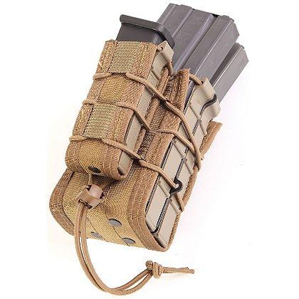 HSGI: X2RP TACO Modular Double  Rifle & Pistol Magazine Pouch