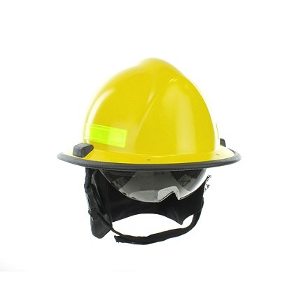 Honeywell: EV1 Modern Firefighting Helmet with Internal EZ Touch Face and Eye Protection, NFPA