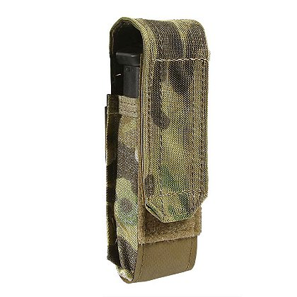 Blue Force Gear: Helium Whisper Single Pistol Mag Pouch with Flap