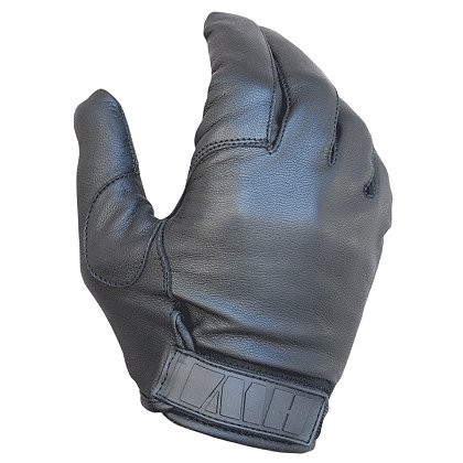 HWI Tactical Kevlar Lined Leather Duty Gloves, Cut Resistant