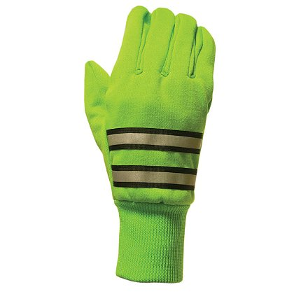 HWI Tactical: 3M Reflective Traffic Control Gloves