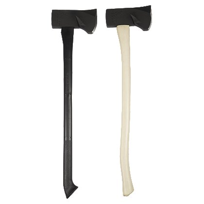 Iron Fox Axes Black Flathead Axe