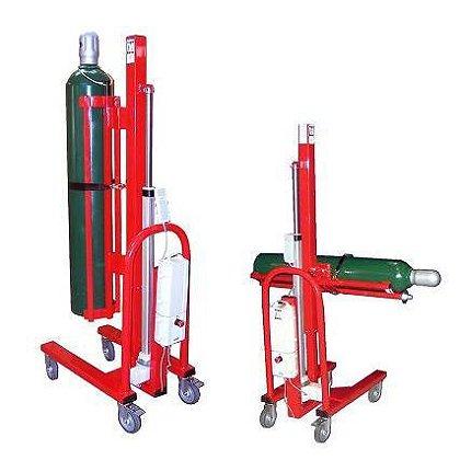 ITec: Tank Boss Portable Oxygen Cylinder Lift