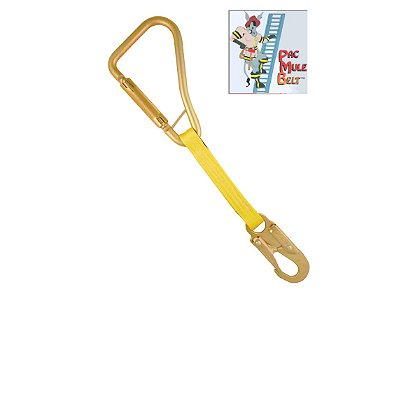 "PacMule: 18"" Ladder Hook Extension"